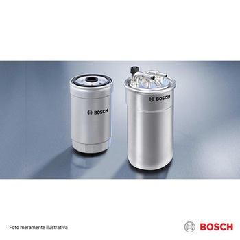 Filtro Blindado de Combustível - DB 0826 - Bosch - 0986450826 - Unitário