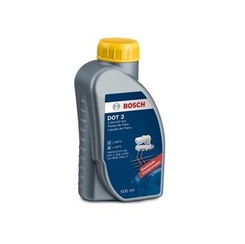 Fluido de Freio DOT 3 - FF4500 - Bosch - 0204032343 - Unitário