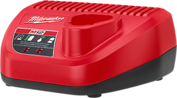 Carregador de Bateria - Milwaukee - 48-2459B - Unitário
