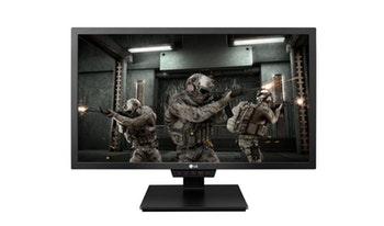 "Monitor Gamer 24"" LG LED Full HD 144Hz 1ms MBR e AMD FreeSync - LG - 24GM79G-B - Unitário"