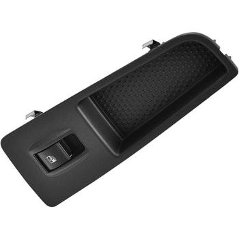 Moldura com Tecla Acionadora do Vidro Elétrico Simples Porta Dianteira - Universal - 90688 - Unitário