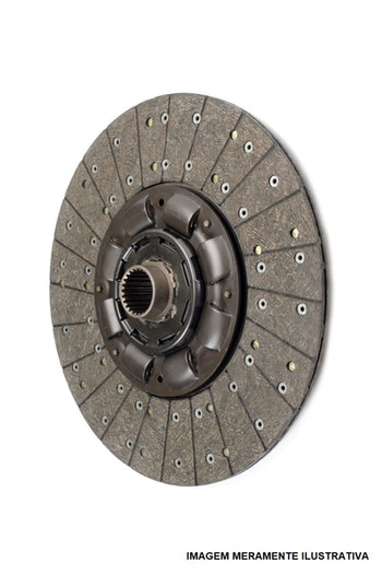 Disco de Embreagem - SACHS - 5012 - Unitário