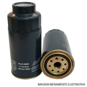 Filtro de Combustível - Parker - R12010MBAQII - Unitário
