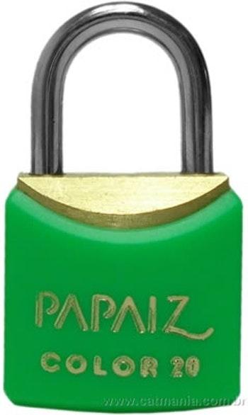 Cadeado Latão 40mm - Papaiz - 8321639 - Unitário