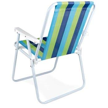 Cadeira de Praia Alta - Mor - 2002 - Unitário