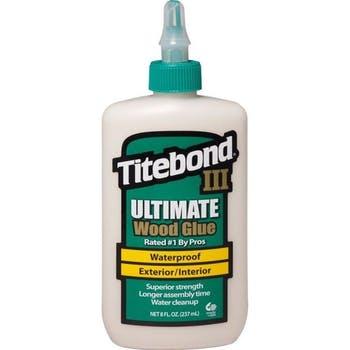 Cola Ultimate III Titebond Wood Glue 237ml (1413)