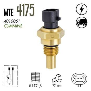 Plug Eletrônico - Água - MTE-THOMSON - 4175 - Unitário