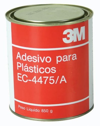 Adesivo de Contato Industrial para Plásticos 850g EC-4475/A - 3M - H0000499816 - Unitário