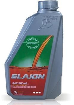 Óleo Lubrificante para Motor Elaion Full Performance 5W40 - YPF - 5W40 - Unitário