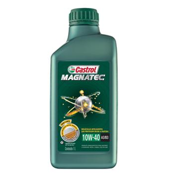 Óleo para Motor Castrol MAGNATEC A3/B3 - 10W40 - Castrol - 3373179 - Unitário