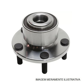 Cubo de Roda - IRB - IR18967 - Unitário