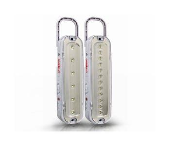 Lâmpada Luminária de Emergência com Superleds 1W Bivolt 6400K - Ourolux - 01981 - Unitário