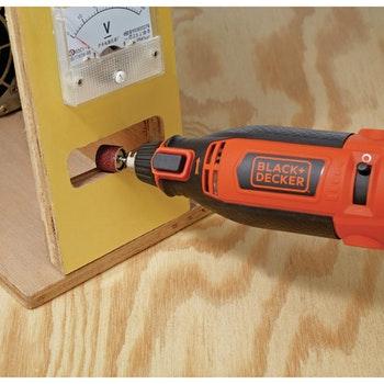 Kit Micro Retifica 113 Peças 180W / 127V - Black Decker - RT18KA-BR - Unitário