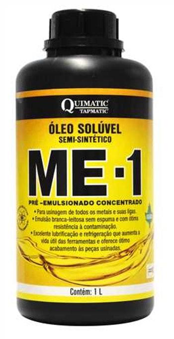 Oleo Solúvel Semi Sintético 1L - Quimatic Tapmatic - AB0 - Unitário