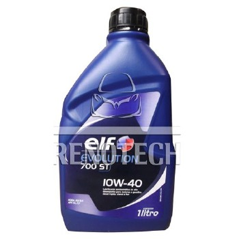 Óleo Lubrificante Semi-Sintético para Motor ELF Evolution SL 10W40 - Renotech - RN 176481-X - Unitário