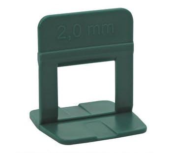 Espaçador para Nivelamento Linha Eco 2,0mm - Cortag - 61338 - Unitário