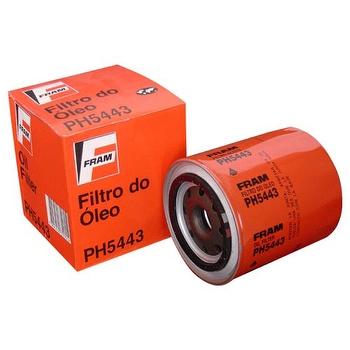 Filtro de Óleo Diesel - Fram - PH5443 - Unitário