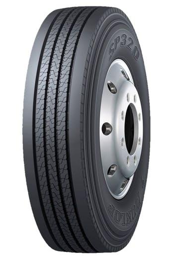 Pneu 275/80R22.5 149/146L - SP 320 - Dunlop - 132064 - Unitário