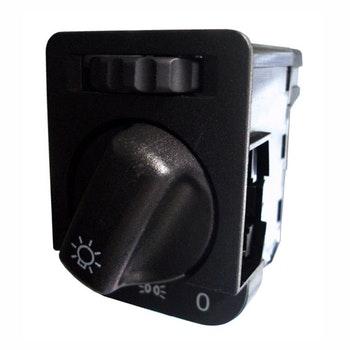 Chave Comutadora de Luz com Dimmer Gm/Opel/Vauxhall 1240126/ 90213283 - 10 Terminais 12V - DNI - DNI 2170 - Unitário