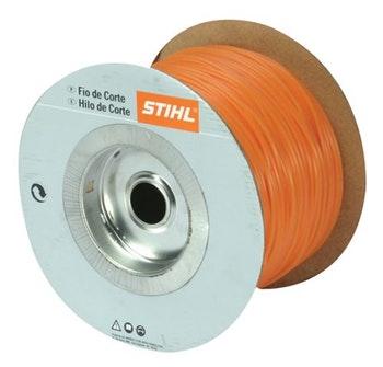 Fio de Nylon 2,4mm para Roçadeira Stihl 261m - Stihl - 8369178 - Unitário