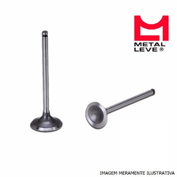 Válvula de Escape - Metal Leve - VE0011468 - Jogo