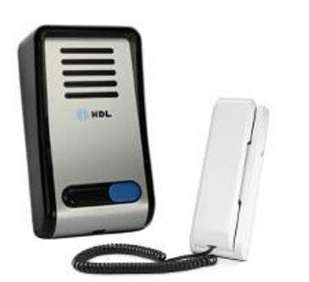 Porteiro Eletrônico F8-SN - HDL - 90.02.01.217 - Unitário