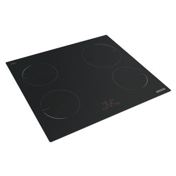 Cooktop por Indução Vitrocerâmico com 4 Áreas de Aquecimento e Comando Touch Tramontina New Square - Tramontina - 94751220 - Unitário