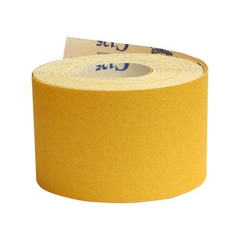 Rolo de lixa madeira G125 grão 120 - 120mmx45m - Norton - 69957365592 - Unitário