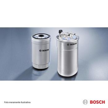 Filtro Blindado de Combustível - DB 0717 - Bosch - 0986450717 - Unitário