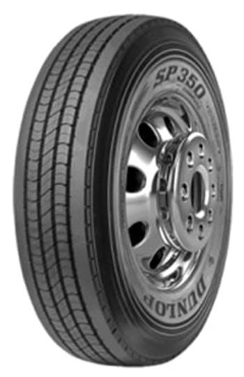 Pneu 11.00R22 16PR  150/146K - SP 350 - Dunlop - 132003 - Unitário