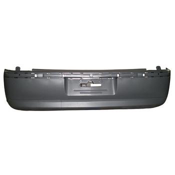 Para-Choque Cinza Texturizado Traseiro - DTS - 6416 - Unitário