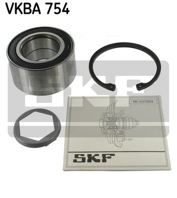 Kit de Rolamento de Roda - SKF - VKBA 754 - Unitário