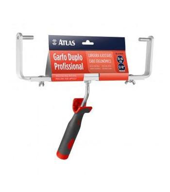 Garfo Profissional Ajustável de Haste Dupla 30 a 46cm - Atlas - AT360/46 - Unitário