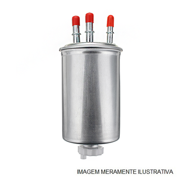 Elemento Filtrante - Mwm - 423651 - Unitário