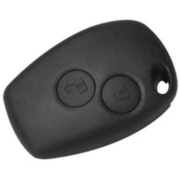 Capa do Telecomando 2 Botões - Universal - 11813 - Unitário