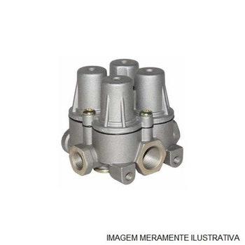 Válvula de Proteção 4 Circuitos - Knorr - II31310 - Unitário