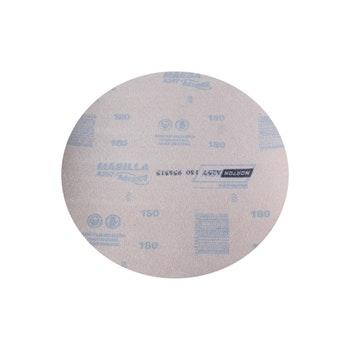 Disco de lixa massa A257 grão 180 230mm s/ furo - Norton - 77696068007 - Unitário