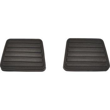 Capas do Pedal de Freio e de Embreagem - Universal - 42023 - Unitário