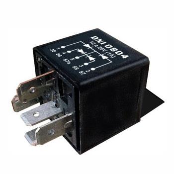 Caixa de Diodos - 10 a 28V - DNI 0804 - DNI - DNI 0804 - Unitário