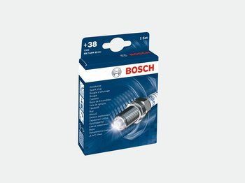 Vela de Ignição SP26 - FL7HT+0R - Bosch - F000KE0P26 - Jogo