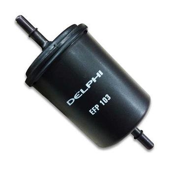 Filtro de Combustível - Delphi - EFP103 - Unitário