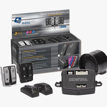 Alarme Automotivo Digital-S-Lock - K500 - Kostal - 10023855 - Unitário