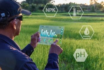 Agricultura de Precisão - AgroMercador - 001 - Unitário
