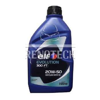 Óleo Lubrificante para Motor ELF PrestiElf Evolution SJ 20W50 - Renotech - RN 176444-X - Unitário