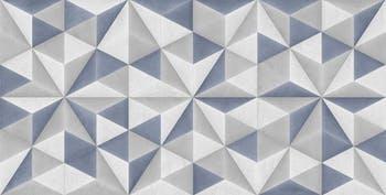 Piso Porcelanato Broadway Prisma Lux Polido Caixa com 3 Peças 62 x 120cm 2,26m² - Embramaco - P60527 - Unitário