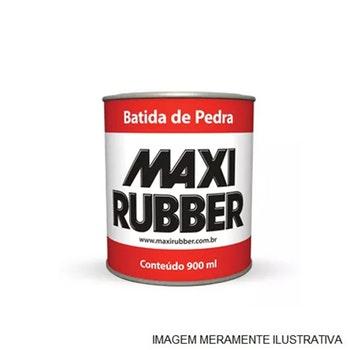 Revestimento Bate Pedra Preto 0,900L para Autos - MAXI RUBBER - 4MA031 - Unitário