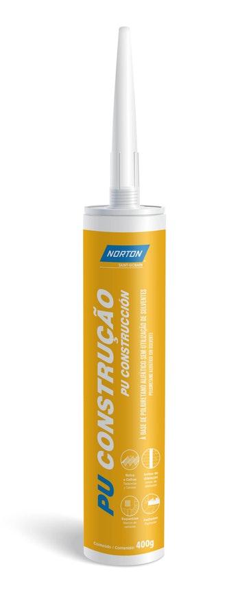 PU construção cinza 400g - Norton - 66261156571 - Unitário