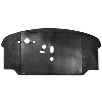 Tapete Automotivo Preto - Borcol - 1116221 - Kit