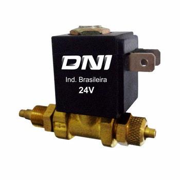 Válvula Elétrica para acionamento e Disparo de Ar - DNI - DNI 7009 - Unitário