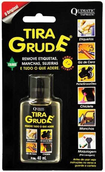 Removedor Tira Grude FA1 40ml - Quimatic Tapmatic - FA1 - Unitário